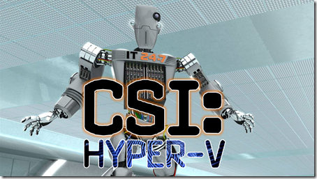CSI-Hyper-V