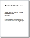 Microsoft Windows MultiPoint Server 2011 Planning Guide