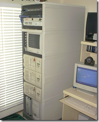 This is how I rolled in my home network back in 2004.