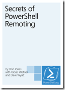 eBook - Secrets of PowerShell Remoting