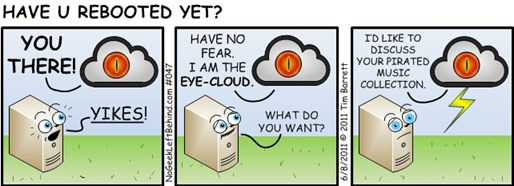 Have U Rebooted Yet 047 - Eye-Cloud