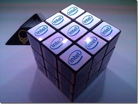 Intel Rubik's Cube