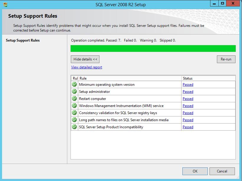 Upgrading SQL Evaluation to Volume License