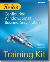 MCTS Self-Paced Training Kit (Exam 70-653)