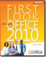 First Look Microsoft Office 2010 (eBook)