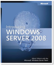 eBook - Introducing Windows Server 2008