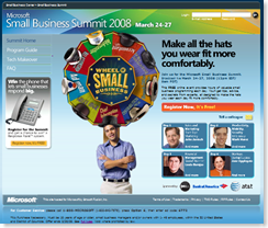 Microsoft Small Business Summit
