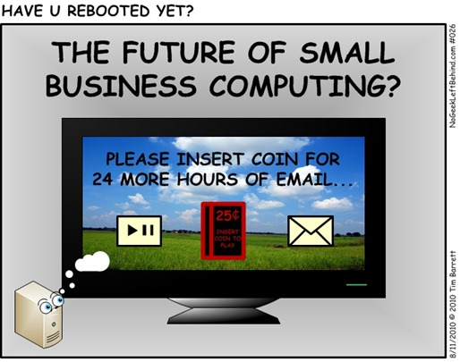 Have U Rebooted Yet 026 - The Future of SMB Computing?