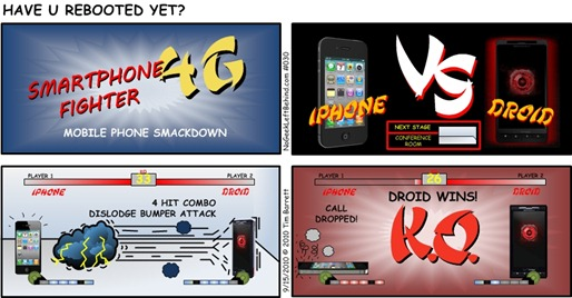 Have U Rebooted Yet 030 - Smartphone Fighter 4G