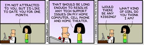 Daily Dilbert 05/20/2008