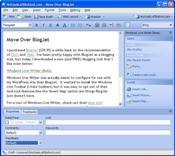 Windows Live Writer (Beta)