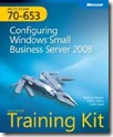 Book - 70-653 Configuring Windows Small Business Server 2008