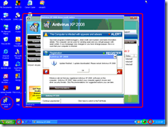 Antivirus XP 2008 is malware