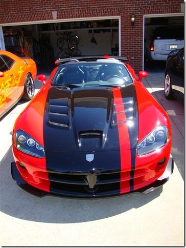 Matthew Snoddy's 2010 Dodge Viper SRT-10 ACR convertible