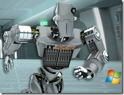 Windows Server 2008 Robot